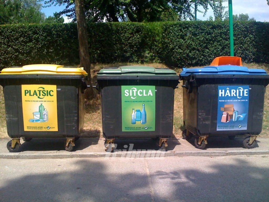 Colectarea deșeurilor