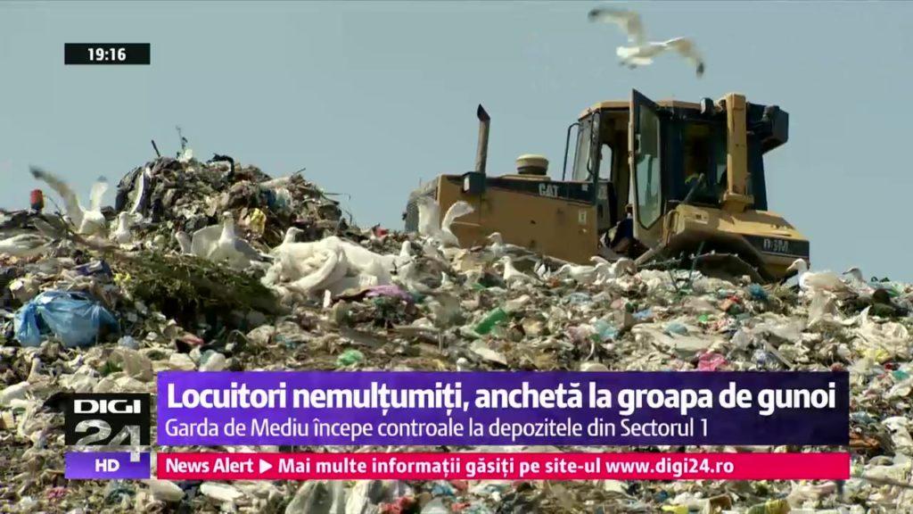roapa de gunoi IRIDEX