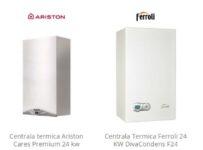 centralele termice în condensație