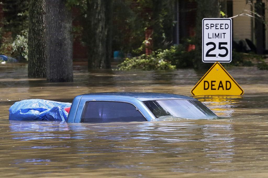 Potopul din Louisiana