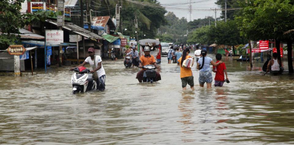 Numărul inundațiilor