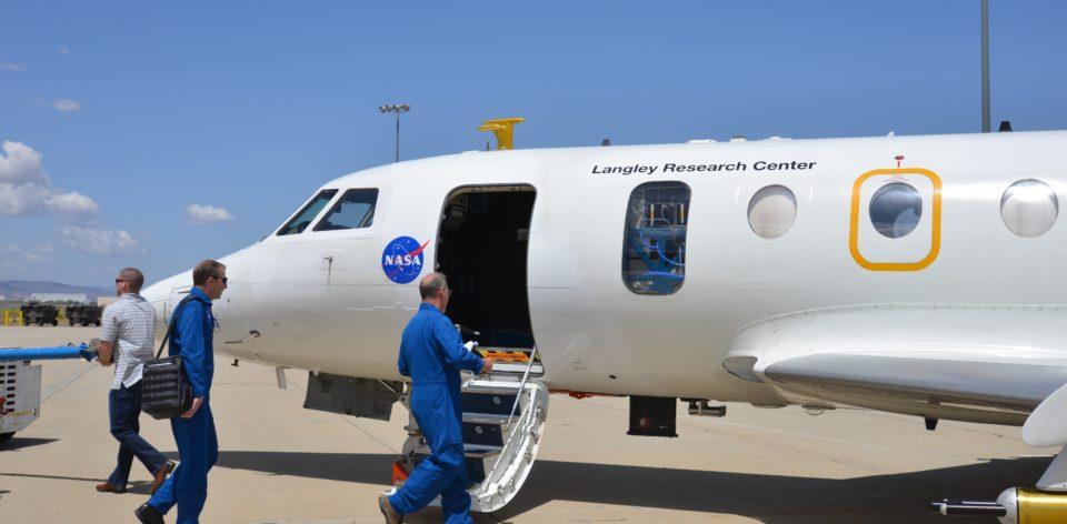 Alternative Aviation Fuel Experiment II