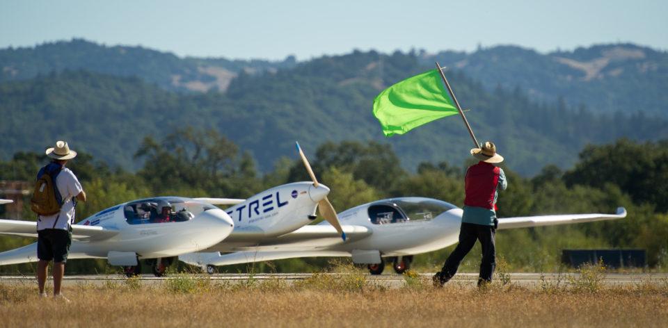 Green Flight Centennial Challenge