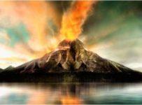 Erupțiile vulcanilor