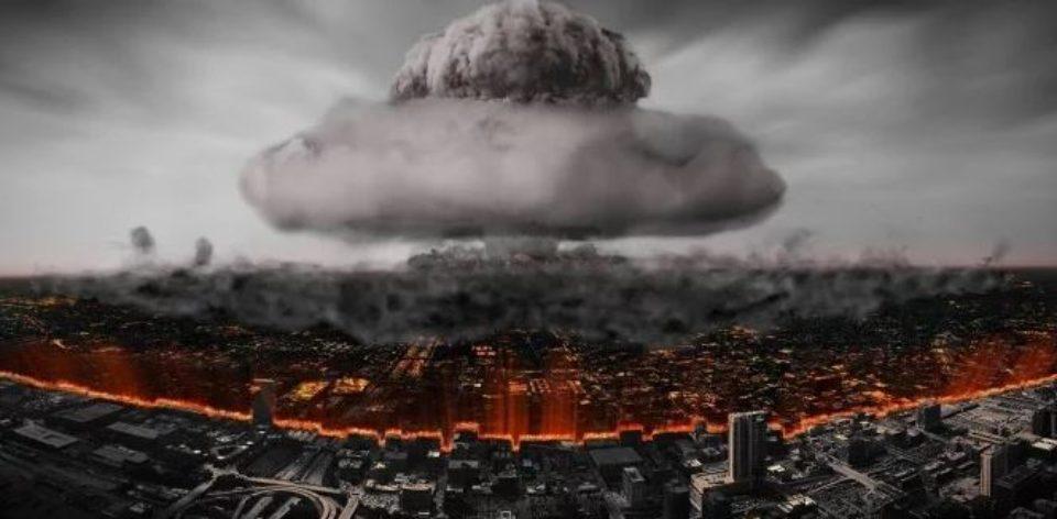 război nuclear
