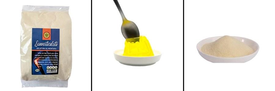 Gelatina Alimentara